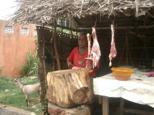Lammhackfleisch